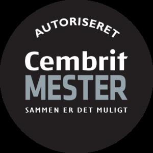 Autoriseret Cembrit Mester mærke